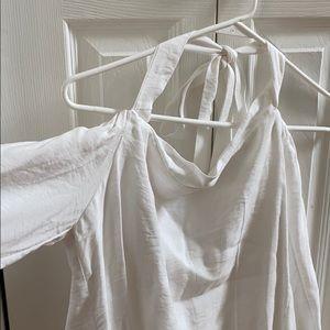 Cotton swing dress! 🤍